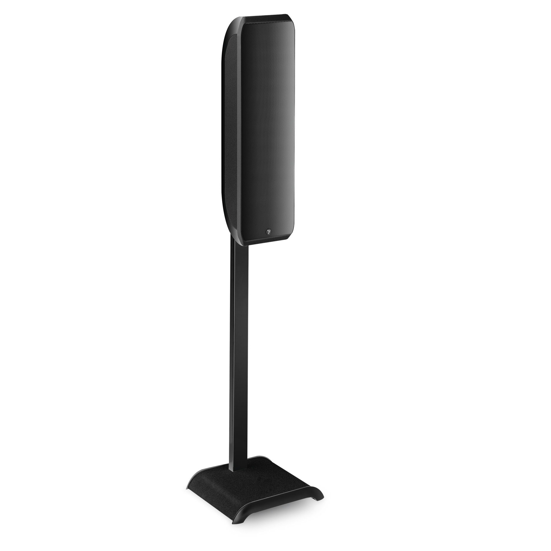 focal pied hop jet black par paire pied support enceinte focal sur ldlc. Black Bedroom Furniture Sets. Home Design Ideas