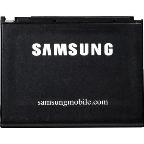 Batterie téléphone Samsung AB553446CU Samsung AB553446CU - Batterie Li-Ion 1000 mAh pour Player Style F480