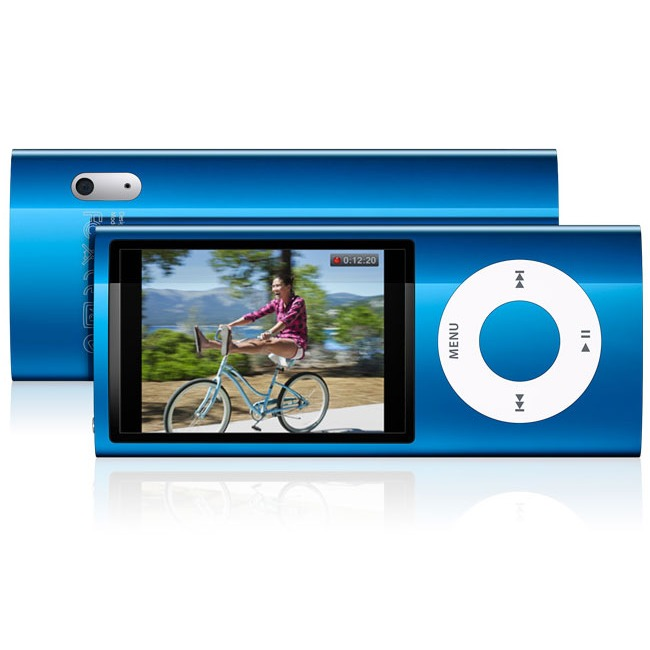 Lecteur MP3 & iPod Apple iPod nano 8 Go Apple iPod nano 8 Go (coloris bleu)