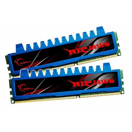 Mémoire PC G.Skill RM Series RipJaws 4 Go (2x 2Go) DDR3 1600 MHz G.Skill RM Series RipJaws 4 Go (kit 2x 2 Go) DDR3-SDRAM PC3-12800 - F3-12800CL7D-4GBRM (garantie 10 ans par G.Skill)