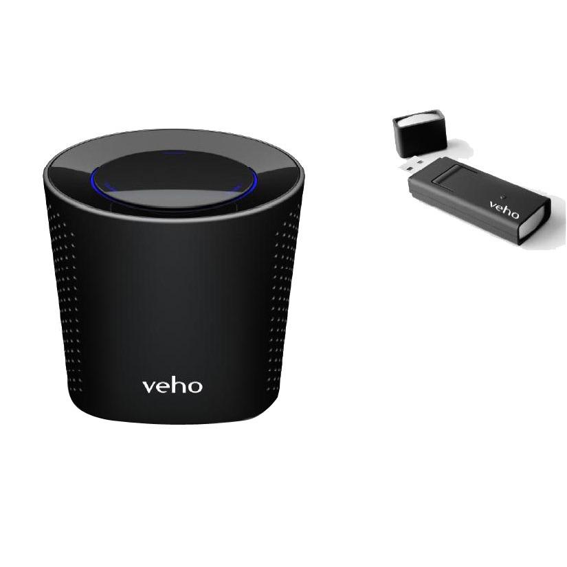 Enceinte PC Veho VSS-002W Veho VSS-002W - Haut-parleur USB sans-fil