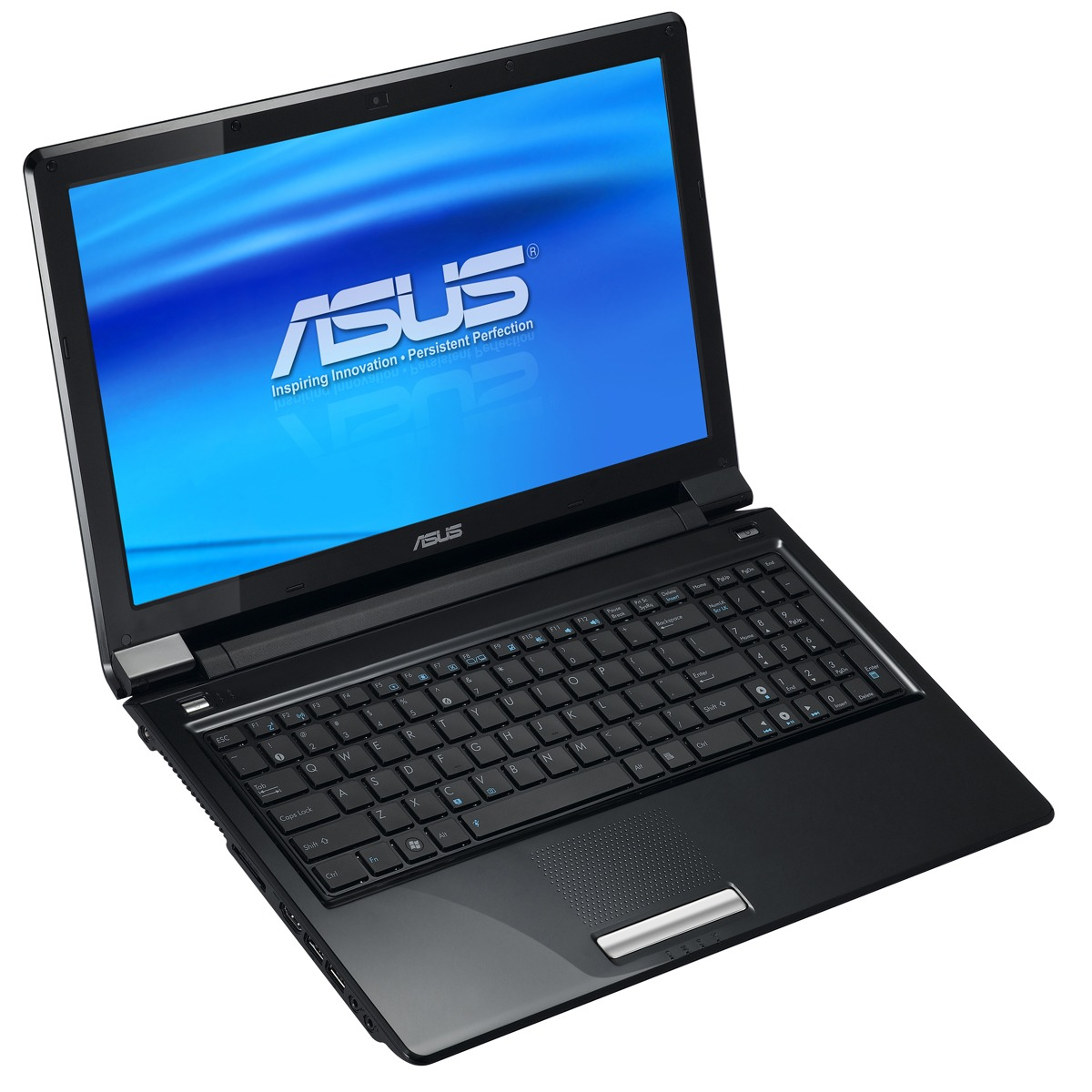 "PC portable ASUS UL50VG-XX031V ASUS UL50VG-XX031V - Intel Core 2 Duo SU7300 4 Go 500 Go 15.6"" TFT Graveur DVD Super Multi DL Wi-Fi N/Bluetooth Webcam Windows 7 Premium (garantie constructeur 2 ans)"