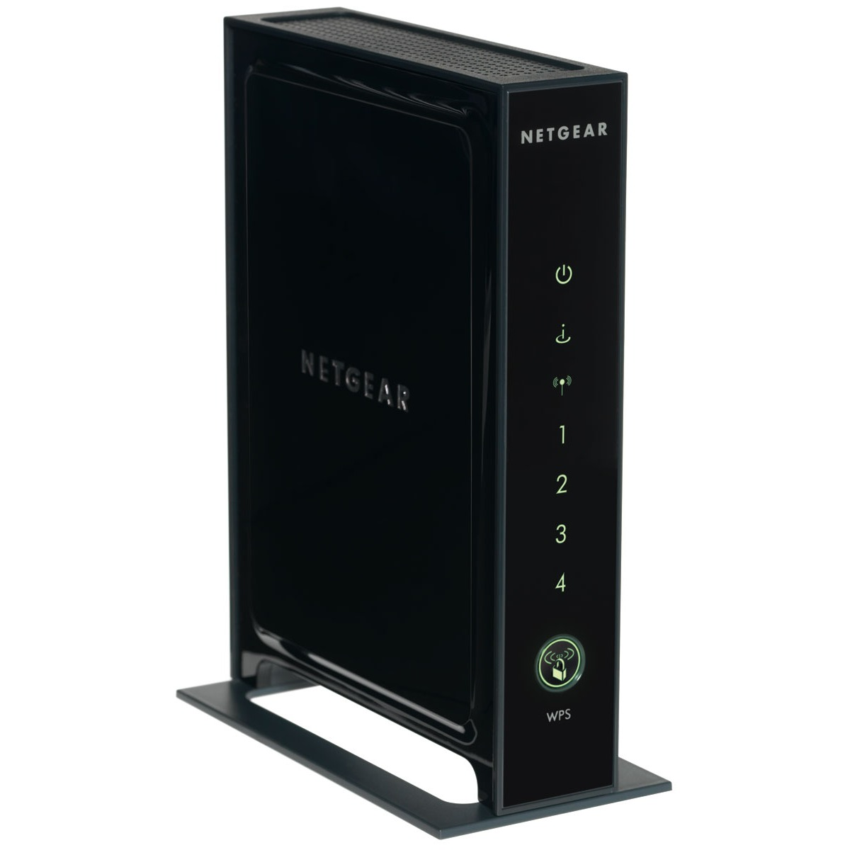 Modem & routeur Netgear WNR3500Lv2 Routeur Firewall Wireless-N 300Mbit/s Edition Gigabit Open Source
