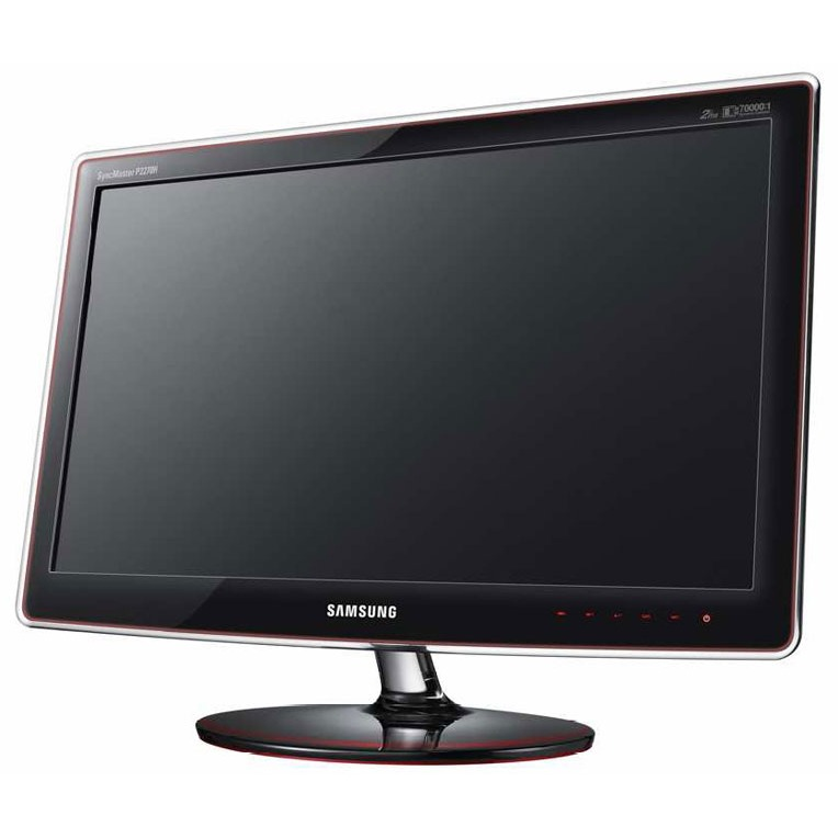 Samsung p2370h ecran 23 lcd format large 16 9 ecran for Ecran pc large