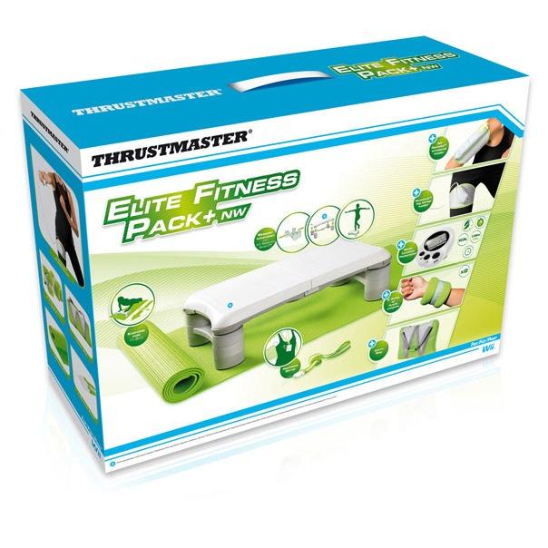 Accessoires Wii Thrustmaster Elite Fitness Pack+ NW Thrustmaster Elite Fitness Pack+ NW , Pack Ultime de
