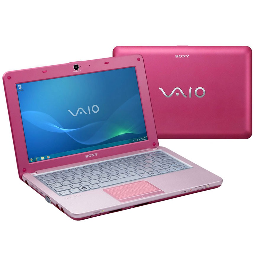 "LDLC.com Sony VAIO VPCW12M1E/P Sony VAIO VPCW12M1E/P - Intel Atom N280 1 Go 160 Go 10.1"" LCD Wi-Fi N/Bluetooth Webcam Windows 7 Starter (coloris rose)"