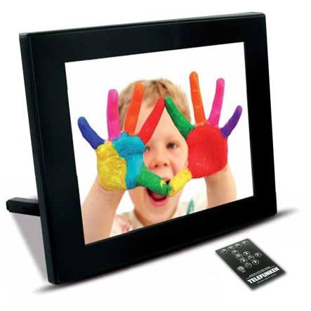 LDLC.com TELEFUNKEN DPF9321 TELEFUNKEN DPF9321 - Cadre photo numérique 8,4 pouces format 4/3