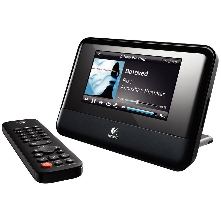 logitech squeezebox touch serveur audio logitech sur ldlc. Black Bedroom Furniture Sets. Home Design Ideas