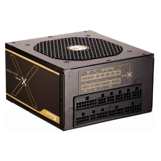 Alimentation PC Seasonic X-650 Seasonic X-650 - Alimentation 650W ATX 12V/EPS 12V - 80PLUS Gold
