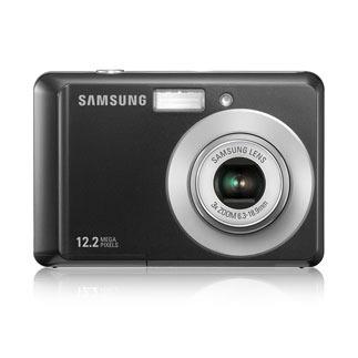 Appareil photo numérique Samsung ES17 Samsung ES17 (coloris noir)