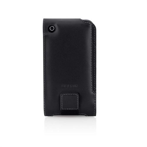 Etui téléphone Belkin étui en cuir type portefeuille pour iPhone 3GS Belkin étui en cuir type portefeuille pour iPhone 3GS