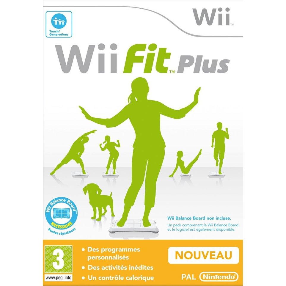 LDLC.com Wii Fit Plus (Wii) Wii Fit Plus (Wii)
