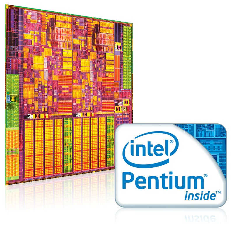 Processeur Intel Pentium G6950 Intel Pentium G6950 (2.8 GHz) - Dual Core Socket 1156 Cache L3 3 Mo GMA Intel HD 0.032 micron (version boîte - garantie Intel 3 ans)