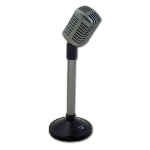 Microphone Mobility Lab Retro Style Microphone Mobility Lab Retro Style Microphone