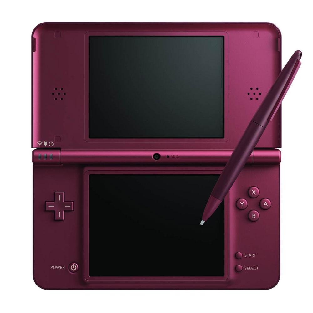 Console de jeux Nintendo DSi XL Bordeaux Nintendo DSi XL Bordeaux