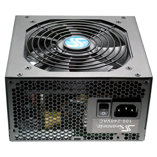 Alimentation PC Seasonic S12II-520 82+ 80PLUS Bronze Alimentation 520W - 80PLUS Bronze