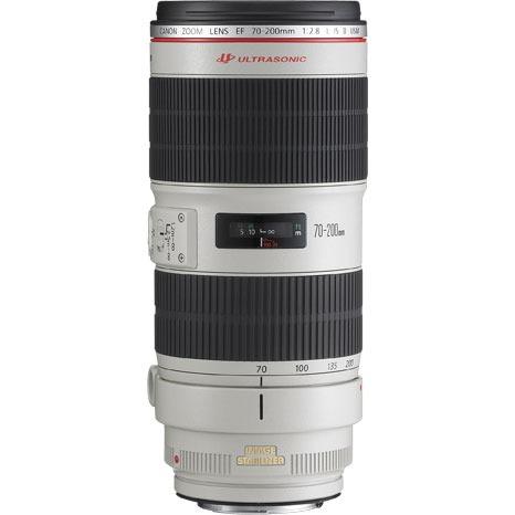 Objectif appareil photo Canon EF 70-200 2,8L IS II USM Télézoom stabilisé expert