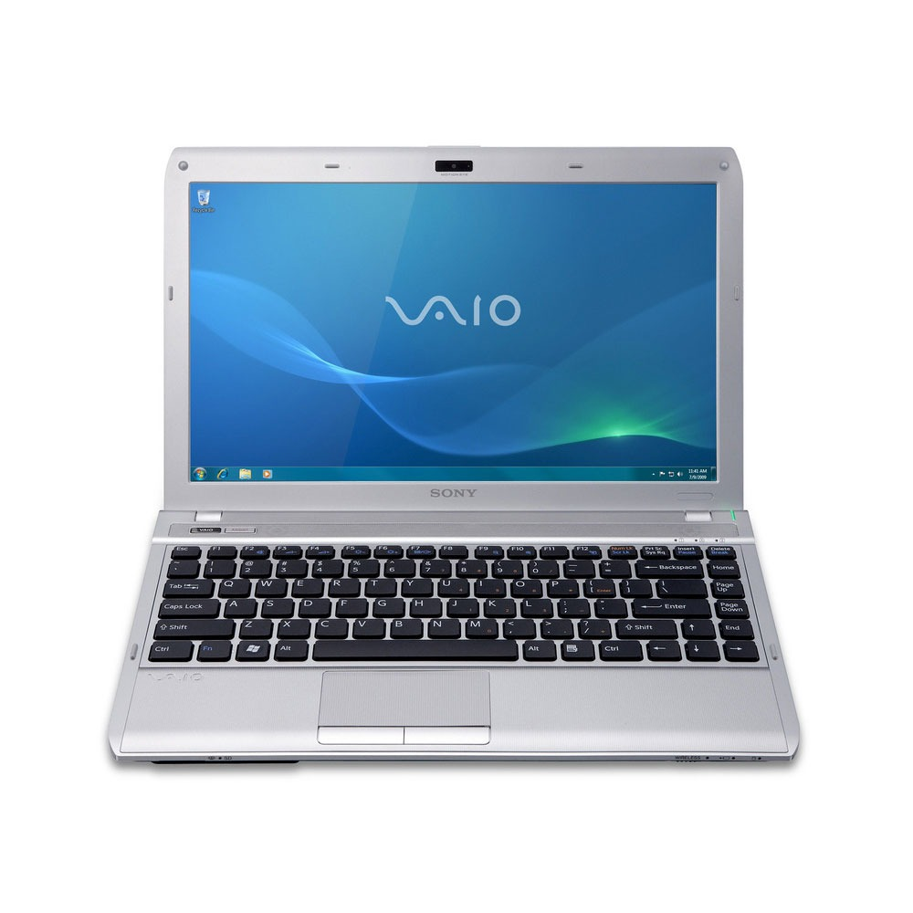 "PC portable Sony VAIO Y11S1E/S Sony VAIO Y11S1E/S - Intel Core 2 Duo SU7300 4 Go 320 Go 13.3"" LED Wi-Fi N/Bluetooth Webcam Windows 7 Premium 64 bits"