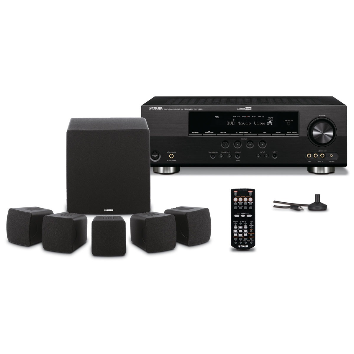 Ensemble Home Cinema Yamaha Ensemble Ampli Home Cinema