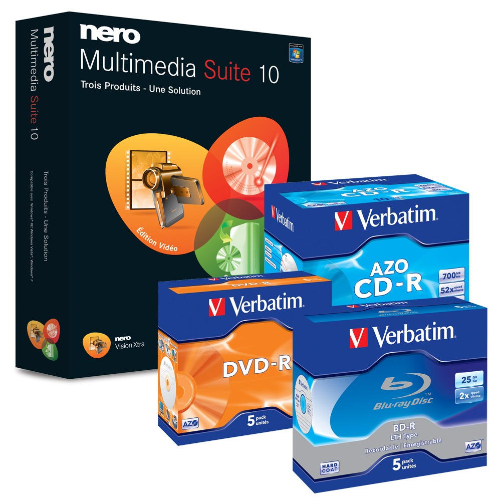 Buy fast nero 10 multimedia suite