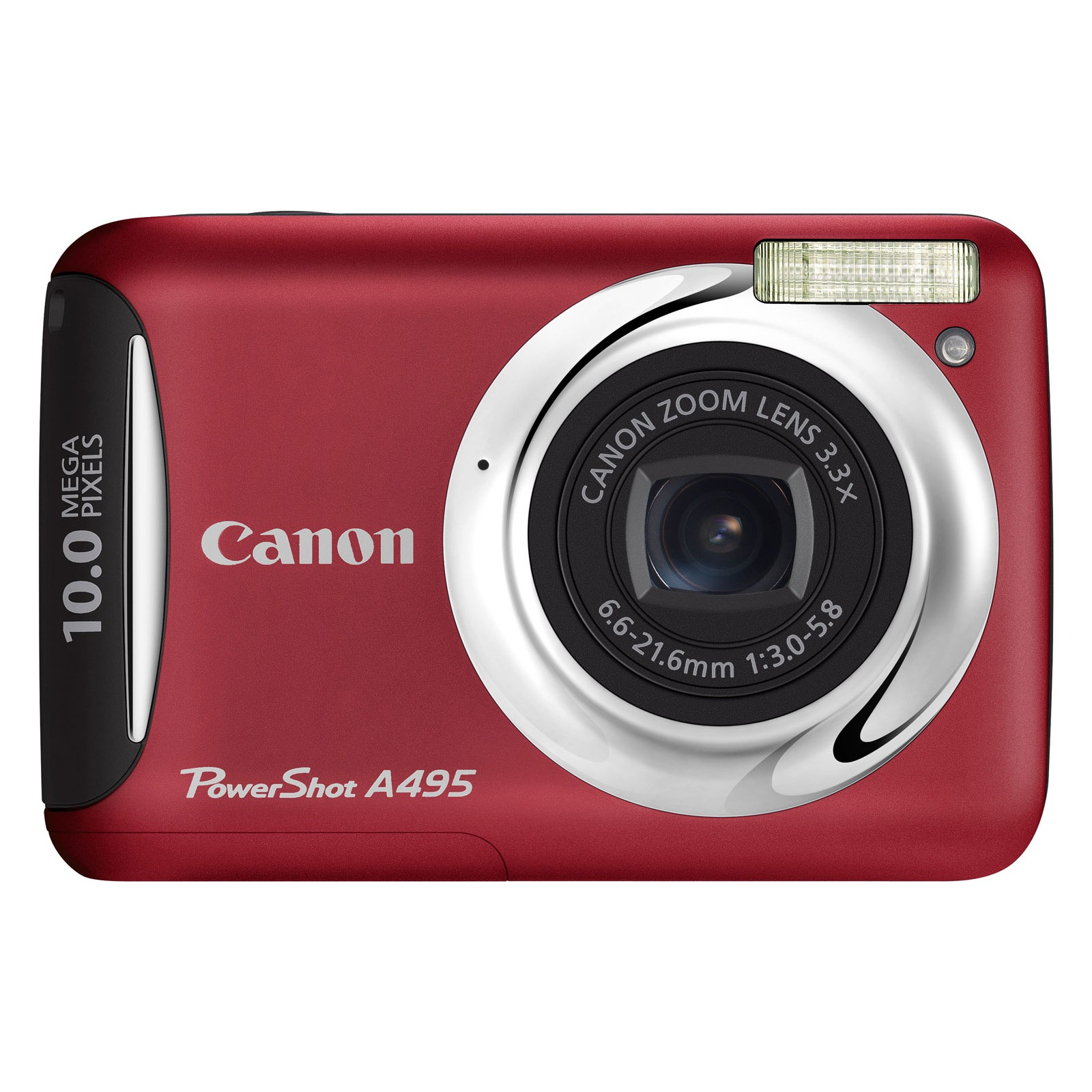 Canon powershot a495 rouge housse canon dcc 480 for Housse appareil photo canon
