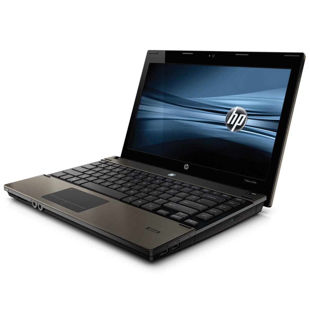 "PC portable HP ProBook 4320s HP ProBook 4320s - Intel Core i3-330M 4 Go 320 Go 13.3"" LCD Graveur DVD LightScribe Wi-Fi N/Bluetooth Webcam Windows 7 Professionnel 32 bits + XP Pro"
