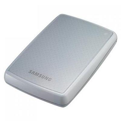"Disque dur externe Samsung S2 Portable Samsung S2 Portable - Disque dur externe 2 ""1/2 500 Go - Coloris blanc (USB 2.0)"