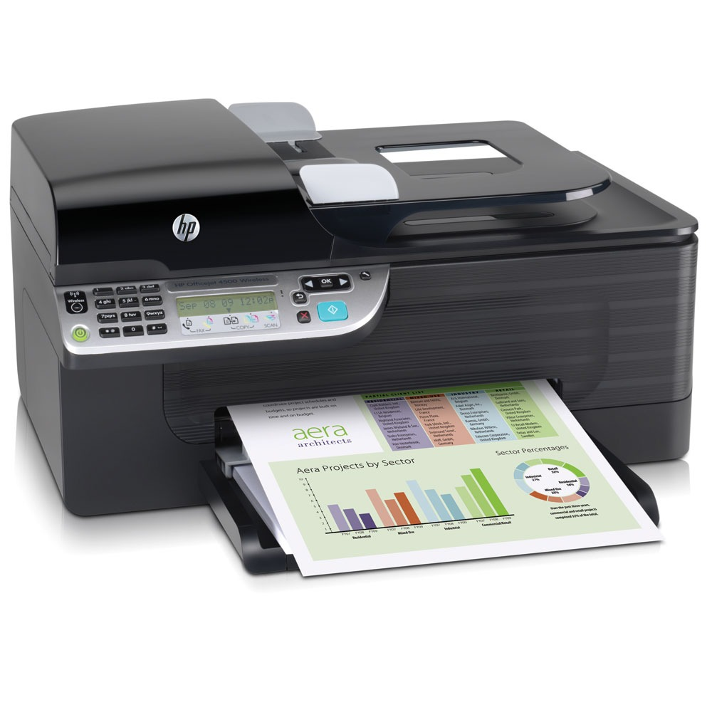 hp officejet 4500 imprimante multifonction hp sur ldlc. Black Bedroom Furniture Sets. Home Design Ideas