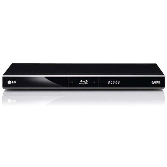 Lecteur Blu Ray LG BD560 LG BD560 - Lecteur haute définition Blu-ray compatible BD-Live
