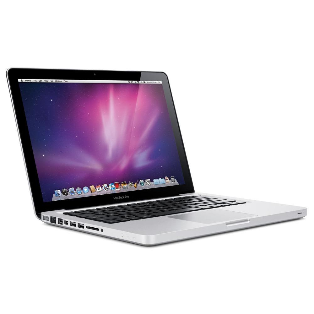 "Macbook Apple MacBook Pro 13 pouces Apple MacBook Pro - Intel Core 2 Duo (2.4 GHz) 4 Go 250 Go 13.3"" LED Graveur DVD Wi-Fi N/Bluetooth Webcam Mac OS X"