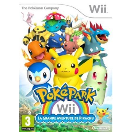 LDLC.com PokéPark Wii : la grande aventure de Pikachu (Wii) PokéPark Wii : la grande aventure de Pikachu (Wii)