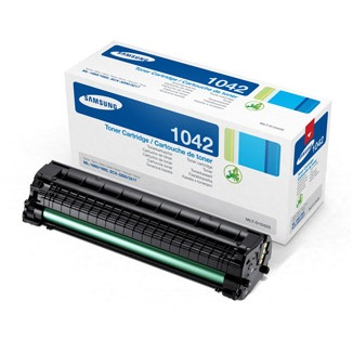 Toner imprimante Samsung MLT-D1042S Toner Noir (1500 pages à 5%)