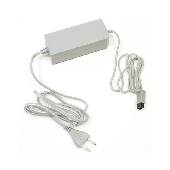 Accessoires Wii Under Control AC Adaptor (Wii) Adaptateur secteur pour console Wii