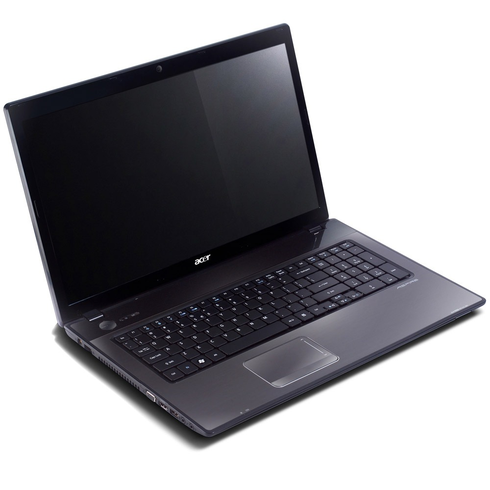 "PC portable Acer Aspire 7741ZG-P604G50Mn Acer Aspire 7741ZG-P604G50Mn - Intel Pentium P6000 4 Go 500 Go 17.3"" LED ATI Mobility Radeon HD 5470 Graveur DVD Wi-Fi N  Webcam Windows 7 Premium 64 bits"