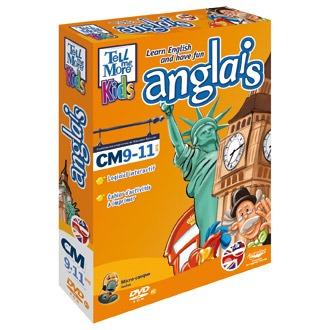 LDLC.com Tell Me More Kids : Anglais CM Tell Me More Kids : Anglais CM / 9 - 11 ans (français, WINDOWS)
