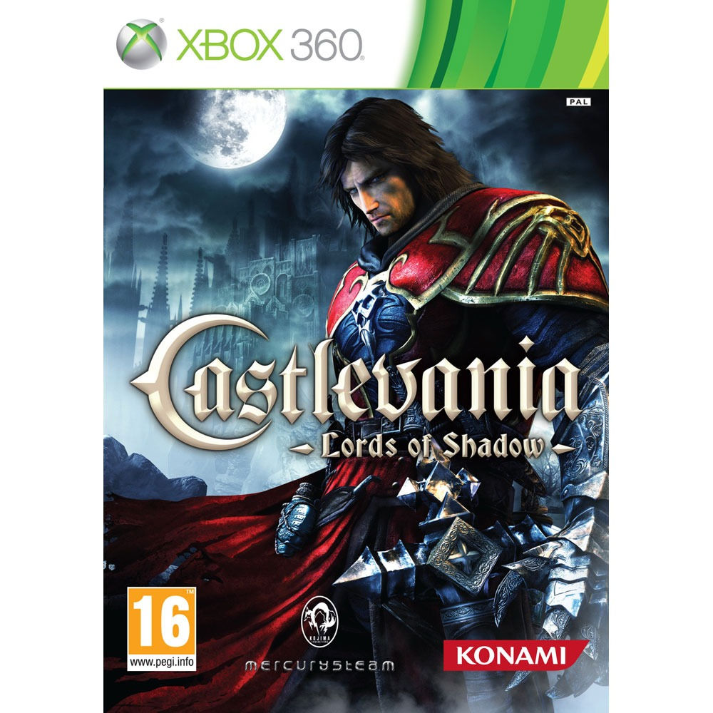 LDLC.com Castlevania : Lords of Shadow (Xbox 360) Castlevania : Lords of Shadow (Xbox 360)