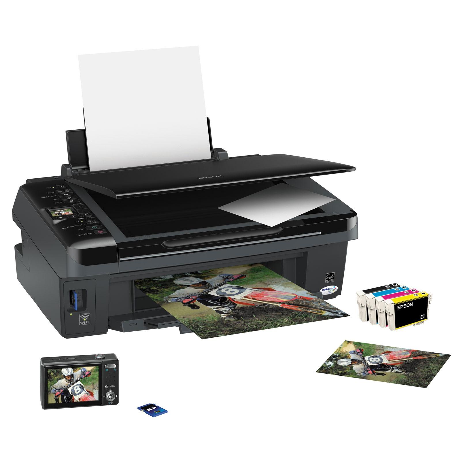 epson stylus sx420w imprimante multifonction epson sur ldlc. Black Bedroom Furniture Sets. Home Design Ideas