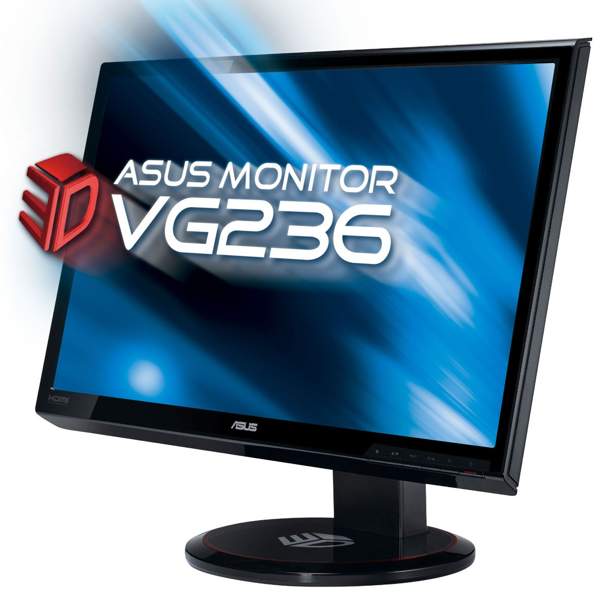 asus 23 lcd 3d vg236h ecran pc asus sur ldlc. Black Bedroom Furniture Sets. Home Design Ideas