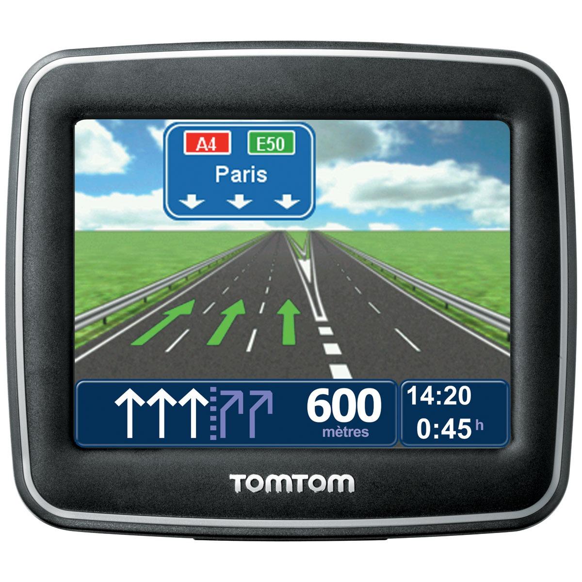 """GPS TomTom Start² Noir (42 pays d'Europe) TomTom Start² Noir - GPS 42 pays d'Europe Ecran 3.5"""""""