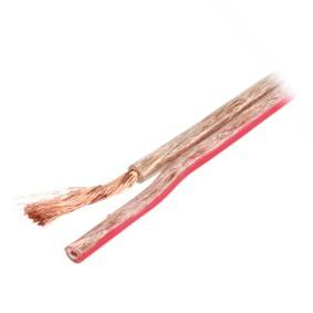 Câble d'enceintes Câble Haut-Parleur 1.5 mm² en cuivre OFC - rouleau de 25 mètres Câble Haut-Parleur 1.5 mm² en cuivre OFC - rouleau de 25 mètres