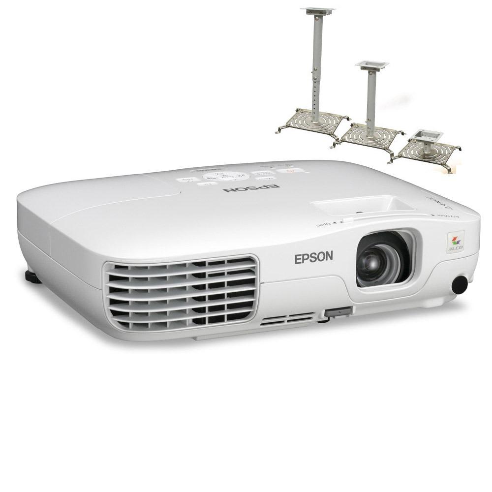 Epson eb x10 aavara pp3025 vid oprojecteur epson sur ldlc - Support plafond videoprojecteur epson ...