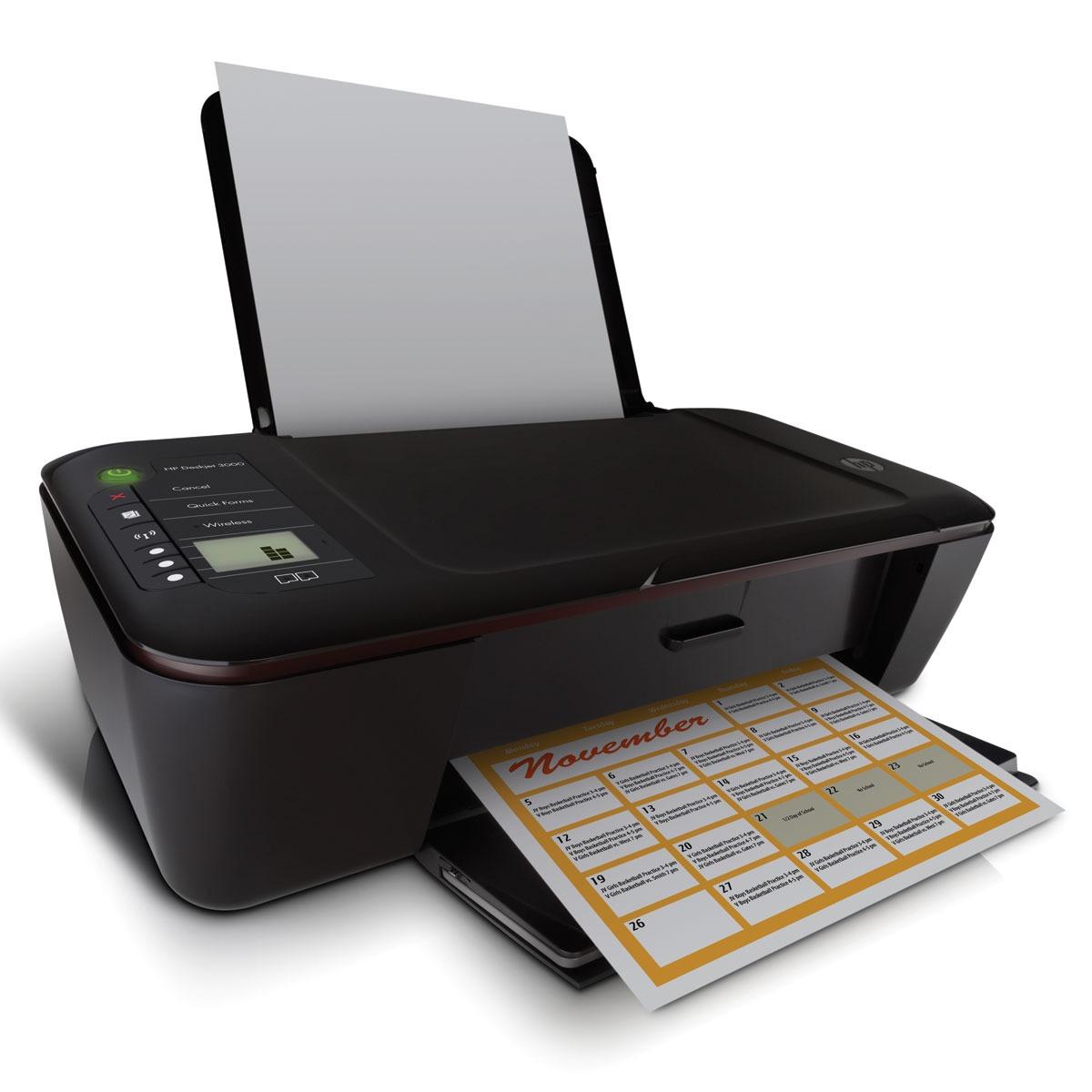hp deskjet 3000 imprimante jet d 39 encre hp sur ldlc. Black Bedroom Furniture Sets. Home Design Ideas