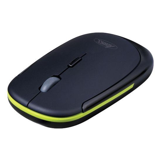 Souris PC Advance FLAT Mouse Advance FLAT Mouse - Souris sans fil extra plate