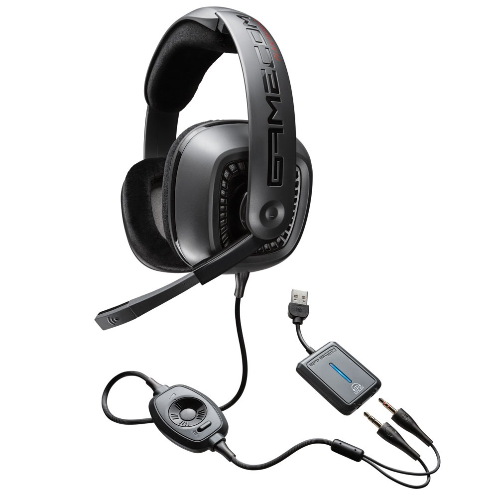 plantronics gamecom 777 casque micro usb gaming technologie dolby 7 1 micro casque. Black Bedroom Furniture Sets. Home Design Ideas