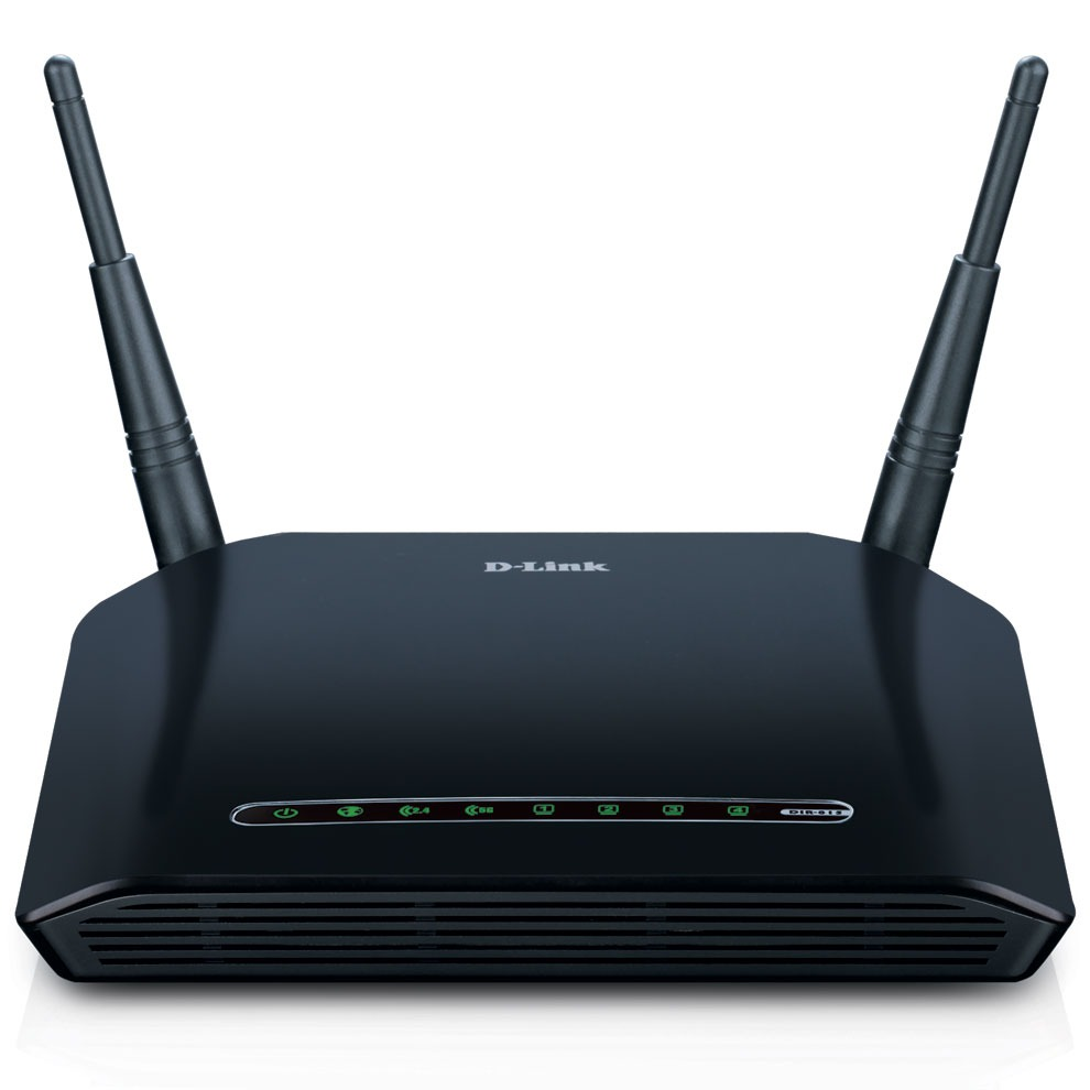 Modem & routeur D-Link DIR-815 D-Link DIR-815 - Routeur Wireless N 300 Mbps Dual Band