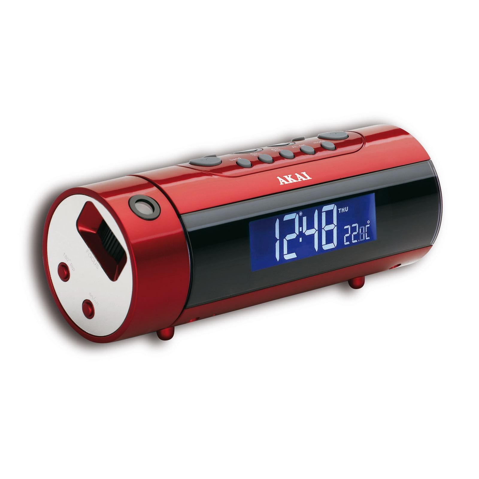 akai arp 140 rouge radio radio r veil aka sur ldlc. Black Bedroom Furniture Sets. Home Design Ideas