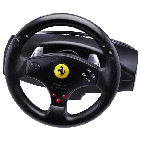 thrustmaster ferrari gt experience racing wheel 3 in 1 4160529 achat vente volant pc sur. Black Bedroom Furniture Sets. Home Design Ideas