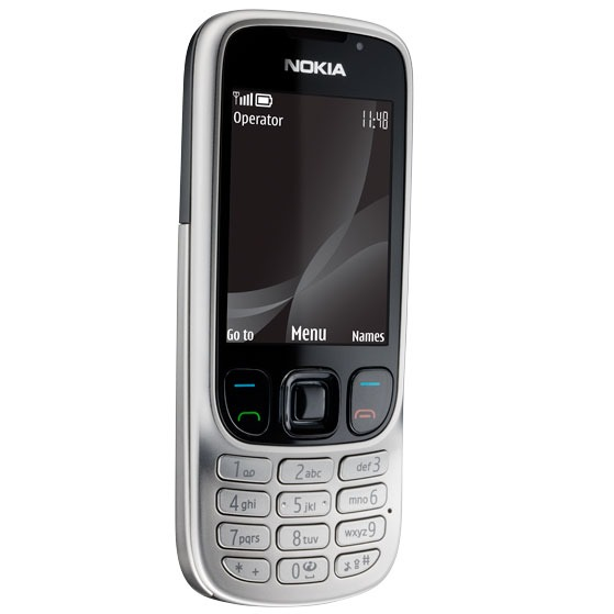 nokia 6303i classic noir argent 6303i black silver. Black Bedroom Furniture Sets. Home Design Ideas