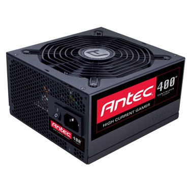 Alimentation PC Antec High Current Gamer 400 80PLUS Bronze Alimentation 400 Watts ATX12V 2.3 80 PLUS Bronze