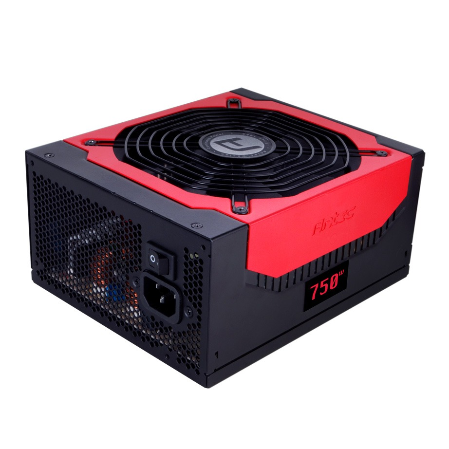 Alimentation PC Antec High Current Gamer 750 80PLUS Bronze Alimentation 750 Watts ATX12V 2.3 80 PLUS Bronze